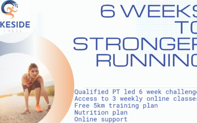 6 Weeks to Stronger Running